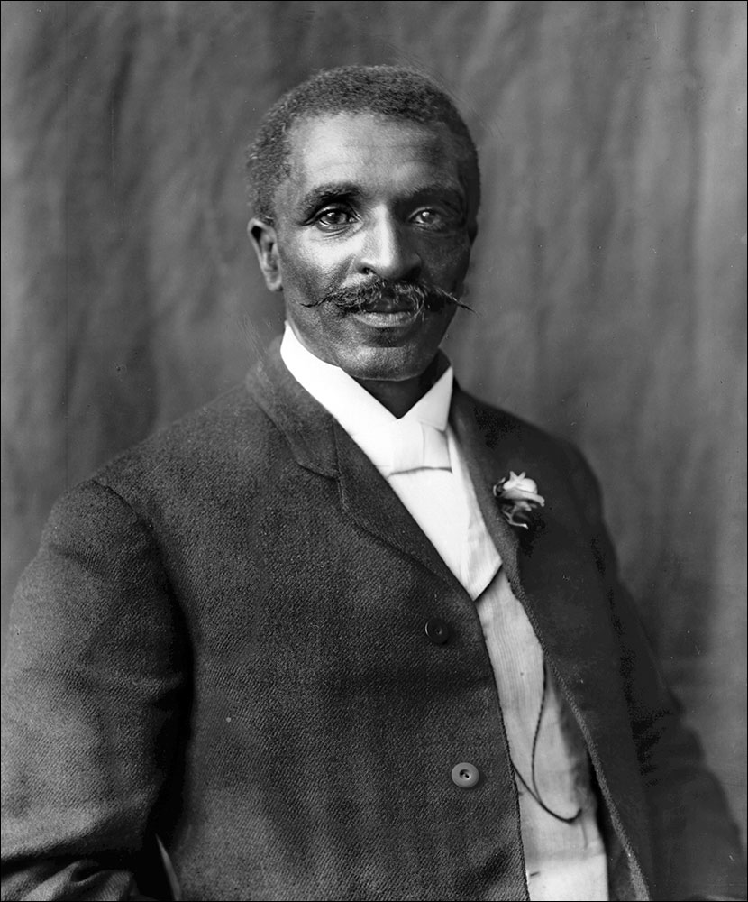 George Washington Carver Pioneering Agricultural