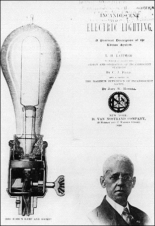 lewis latimer Lewis latimer was an african american inventor who joined thomas edison's team in 1884 prior to joining edison, latimer worked for many of edison's competitors.